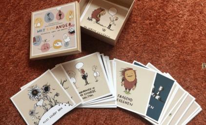 Dialogue cards